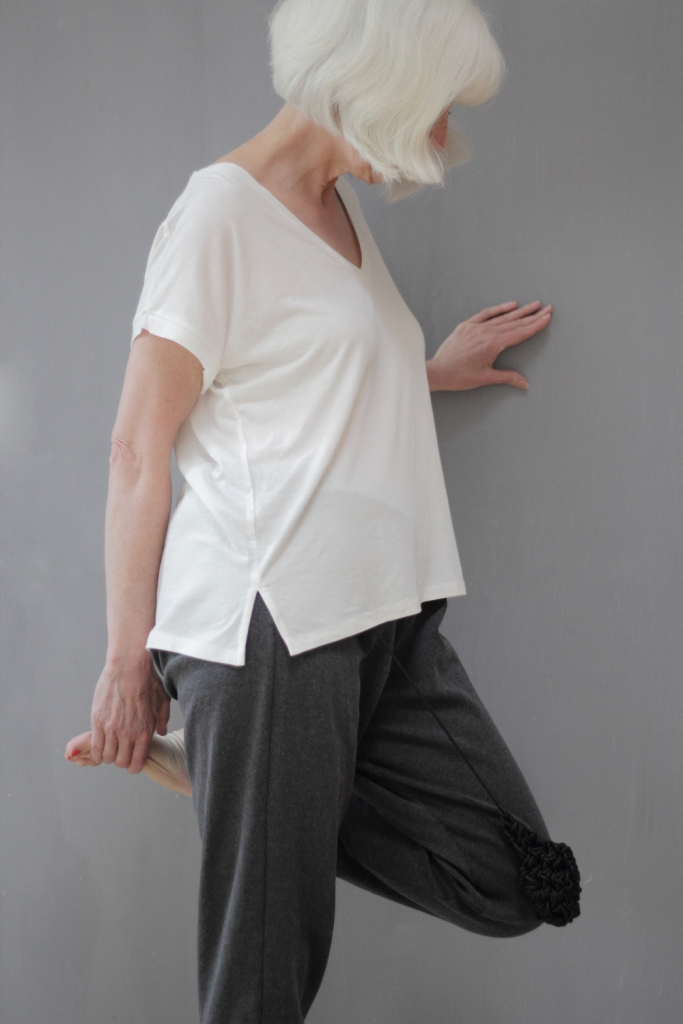Fall Prevention Exercise Trousers by Hyun Lee